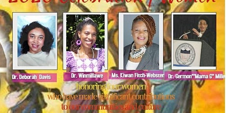2021 Celebration of African Life: Honoring Women of Distinction tickets