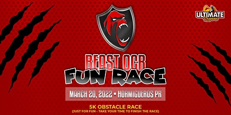 Beast OCR Fun Race tickets