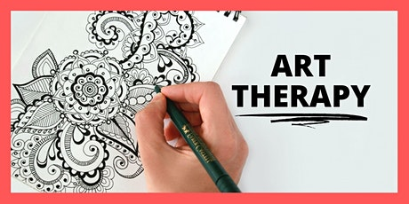 Self Analysis Using Art Therapy Exercises: Free Online Workshop tickets