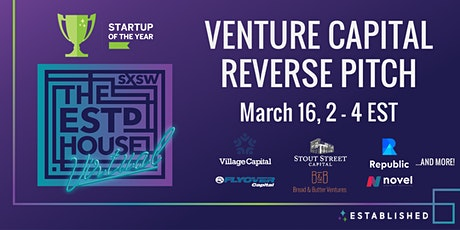 Venture Capital Reverse Pitch presented by Established tickets