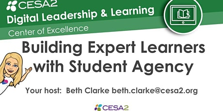 Building Expert Learners through  Student Agency tickets