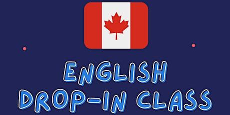 Free English Classes Online ll Calgary Language Nerds tickets