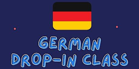 Free German Classes Online ll Calgary Language Nerds Tickets