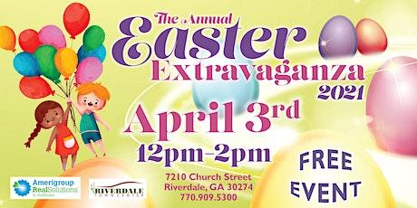 Easter Extravaganza 2021 tickets