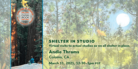SFCB Shelter in Studio tour :: Andie Thrams tickets