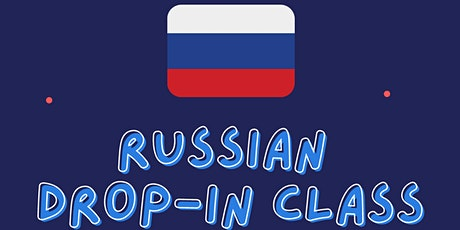 Russian  Classes Online ll Calgary Language Nerds tickets