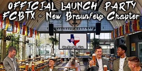 FC Bayern Texas- New Braunfels Chapter Official Launch Party tickets