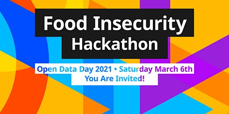 City of Los Angeles: Open Data Hackathon on Food Insecurity tickets
