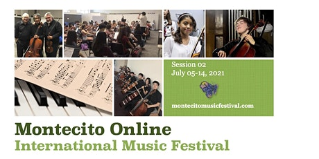 Montecito International Music Festival, Session 02 tickets