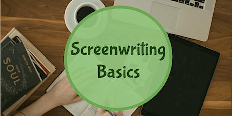 Screenwriting Basics: Film & TV (Online Workshop) tickets