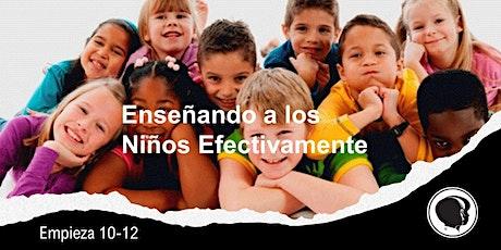 ESPANOL TCE LEVEL 1 - Enseñando a los Niños Efectivamente entradas
