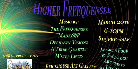 Higher Freequensee Series Opener tickets