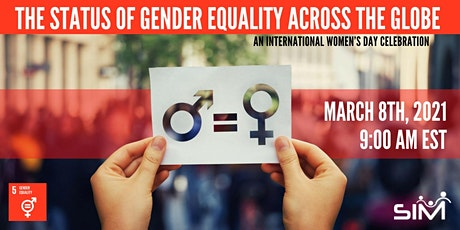 The Status of Gender Equality Across the Globe tickets