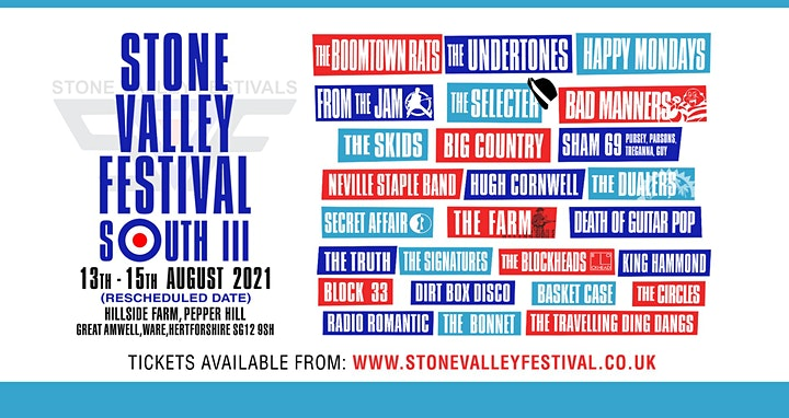 STONE VALLEY FESTIVAL SOUTH image