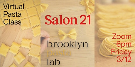 Pasta Making At Home! tickets