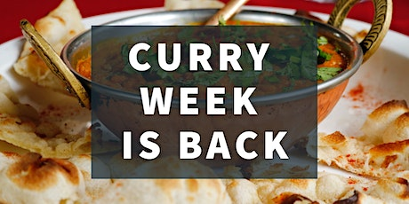 Wednesday Night Takeaway - 3rd March and Curry night is back! tickets