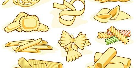 Advanced Pasta Workshop tickets