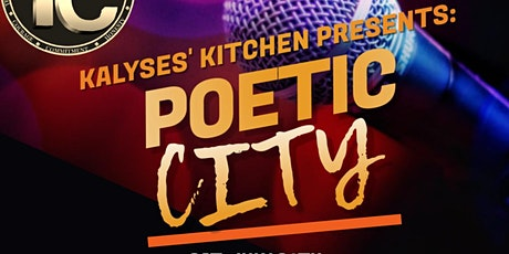 Poetic City (New Jersey Edition) tickets