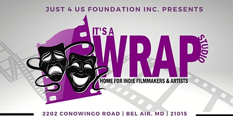 """JFUF Grand Opening /Ribbon Cutting & Tour of """"It's A Wrap Studio"""" tickets"""