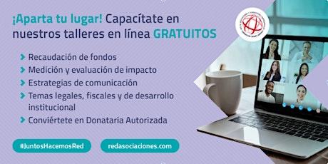 Tecnología para la gestión de donantes entradas
