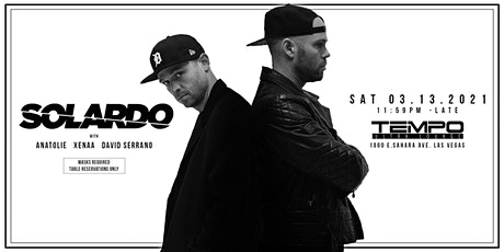 Tempo presents Solardo tickets