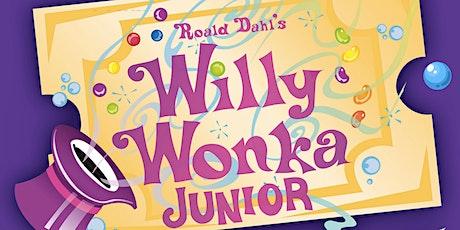 Willy Wonka Jr Outdoor Show! (Music Pillars) tickets