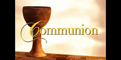 Service de Communion (6 mars 2021) billets