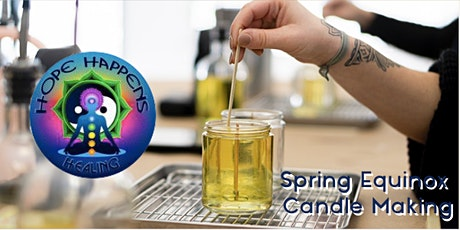 Spring Equinox Candle Making Workshop tickets
