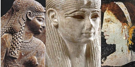 "Virtual Lecture ""Cleopatra & Greco Roman Egypt"" by Dr James Rietveld May 27 tickets"