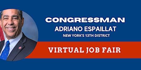 2021 Virtual Job Fair tickets