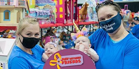 Just Between Friends Denver  Kids MEGA Sale  - FREE admission tickets