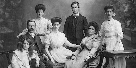 Family History Club tickets