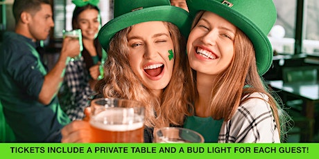 St. Patrick's Day Chicago at Moe's Cantina River North tickets