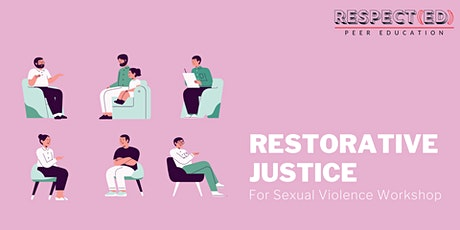 Restorative Justice for Sexual Violence Workshop tickets