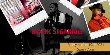 Book Signing and Celebration with PUBLISHED AUTHOR LAWRISA GENESIS HARRIS tickets