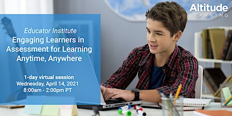 Engaging Learners in Assessment for Learning Anytime, Anywhere tickets