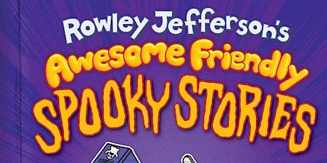 Rowley's Spooky Drive-Thru hosted by BookBar tickets