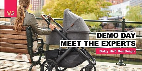 UPPAbaby Demo Day/Meet the experts tickets