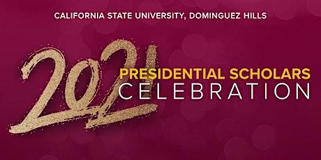 2021 Presidential Scholars Benefit tickets
