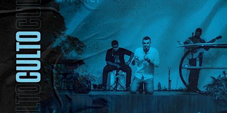 CULTO DOMINGO 21/03 NOITE 19H ingressos