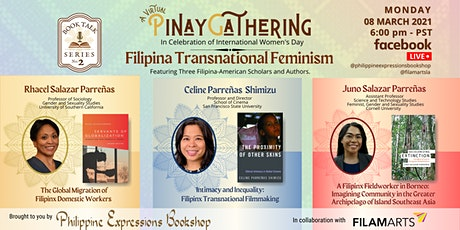 Virtual Pinay Gathering 2021 - Filipina Transnational Feminism tickets