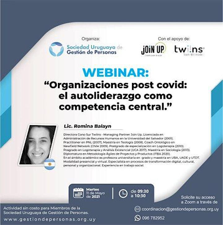 Imagen de Organizaciones post covid: el autoliderazgo como competencia central.