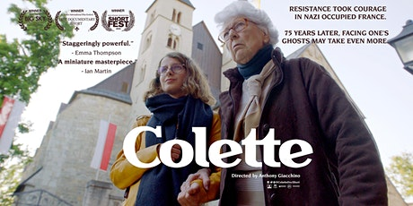 COLETTE: Virtual Screening and Q&A  Michael Moore tickets
