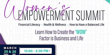 Women's Empowerment Summit by Wintrust Mortgage tickets