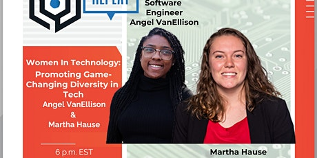 Women In Technology: Promoting Game-Changing Diversity in Tech tickets