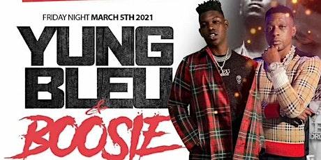 Weekend with Boosie & Yung Bleu tickets