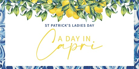 St Patrick's Ladies Lunch tickets