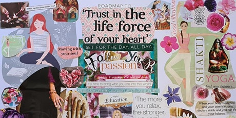 Vision Board and Flower Essences Workshop tickets