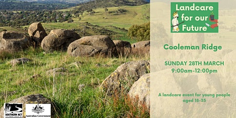 Cooleman Ridge- Landcare for our Future tickets
