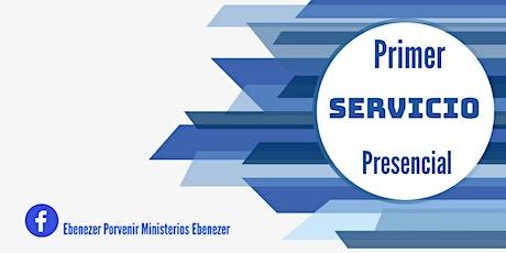 Primer Servicio Presencial 28/02/2021 entradas